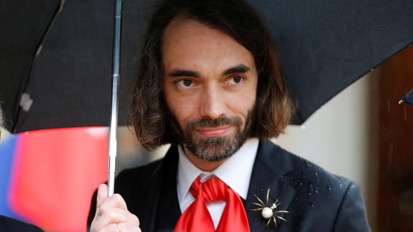 """Cédric Villani: """"Meine Wahlkampagne wird sehr kurz sein"""""""