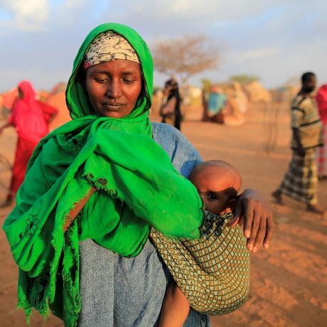 Naturkatastrophen: Extremes Wetter vertreibt doppelt so viele Menschen wie Krieg