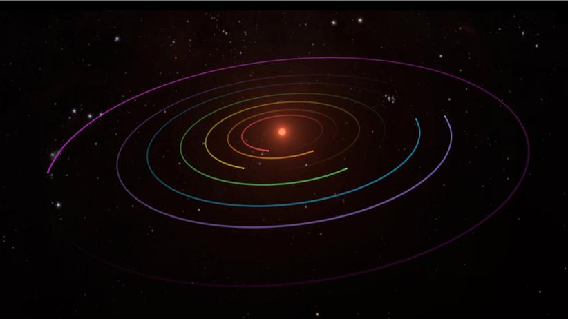 7 earthsized planets found orbiting star 39 lightyears - 822×462