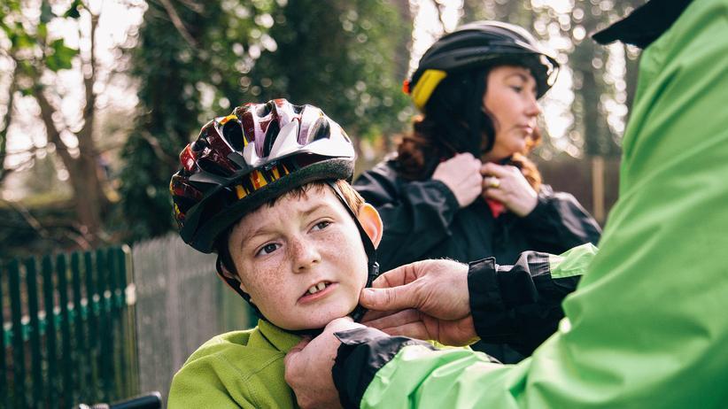 Fahrradhelm: Helm auf und keine Diskussion mehr!