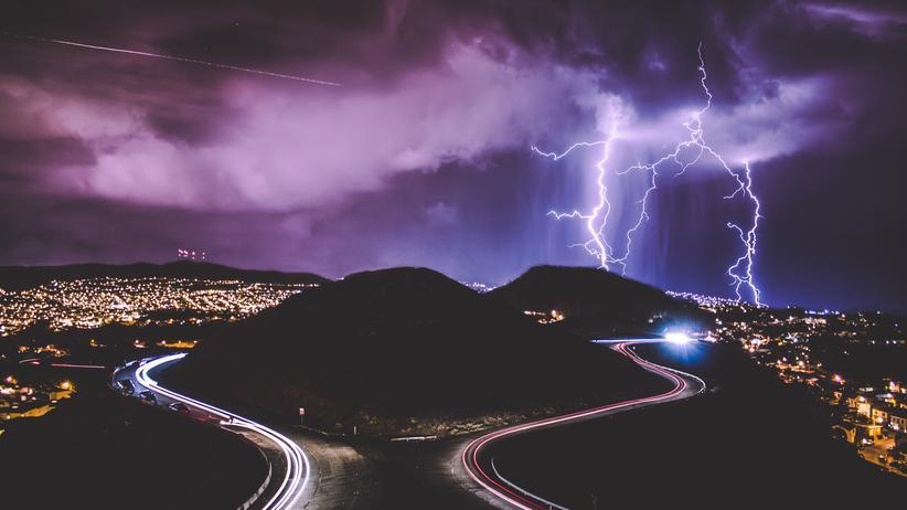 Gewitter: Wenn dich der Blitz trifft