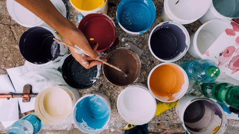 Malwettbewerb: Ihr seid Künstler!