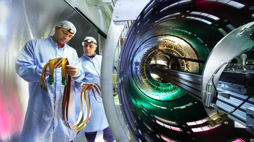 Physik des Lichts : Und sie kollidieren doch!