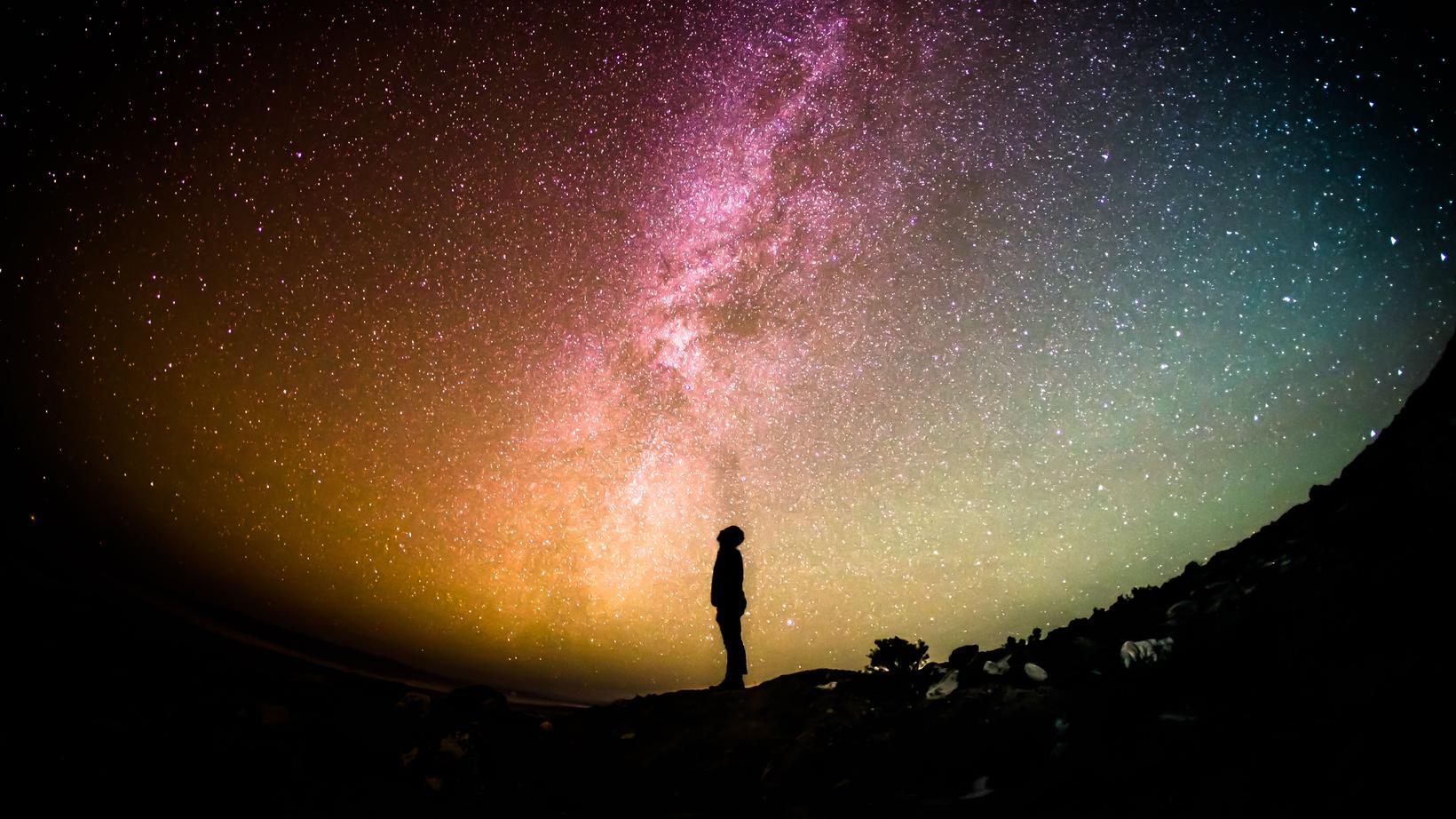 Große Fragen Universum Wissenschaft