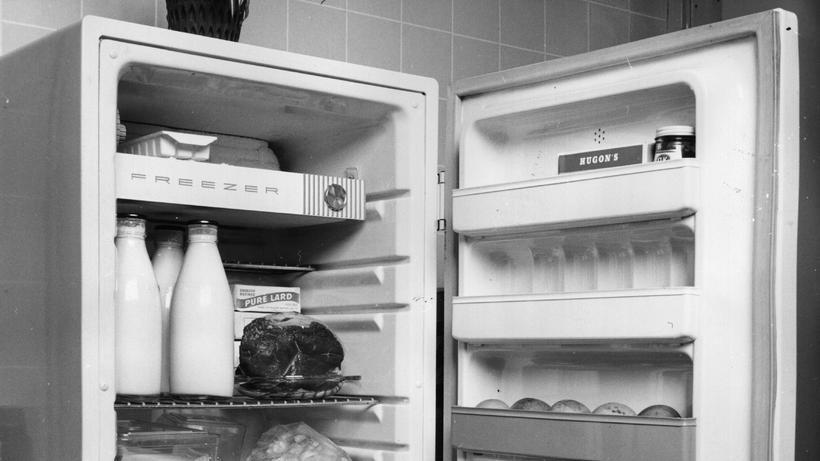 Wer Hat Den Kühlschrank Erfunden kühlschrank kann das noch besser machen zeit