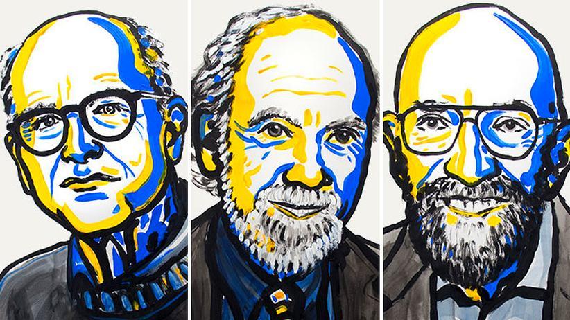 Auszeichnung: Nobelpreis für Physik geht an Entdecker der Gravitationswellen