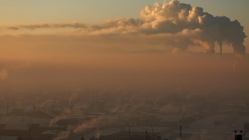 Klimawandel: Der weltweite CO2-Ausstoß ist 2017 wieder angestiegen.