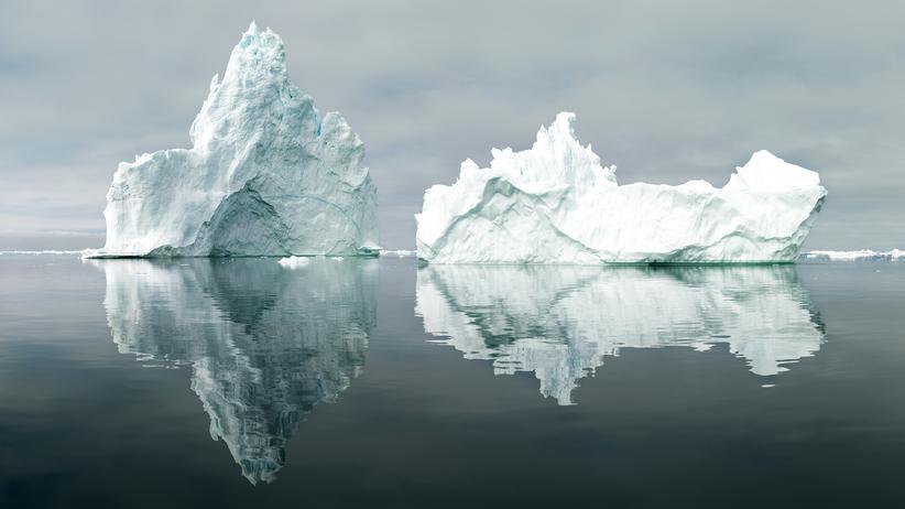 Eisberge: Grönlands schwimmende Geister