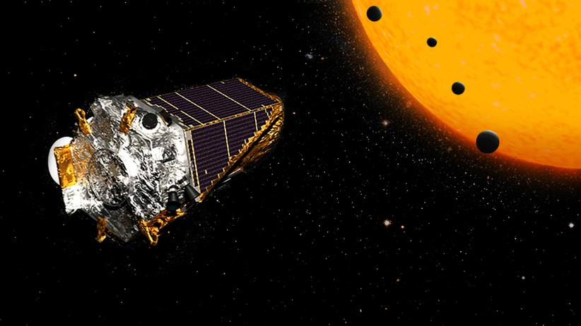 Kepler Teleskop Exoplaneten