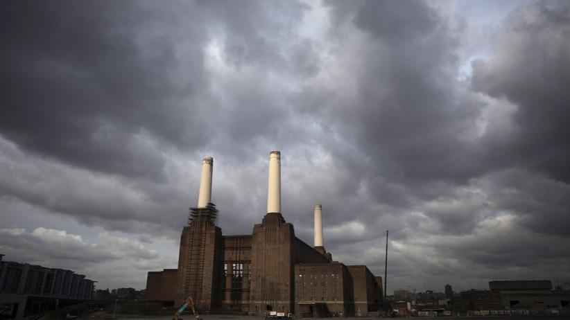Großbritannien: Die Battersea Power Station in London – eine Ikone des Kohlezeitalters