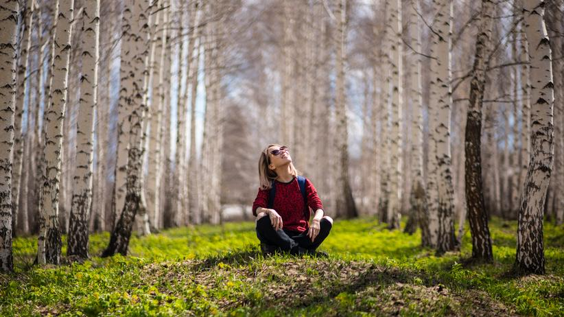 Gesundheit: Schlafen Sie doch mal im Garten