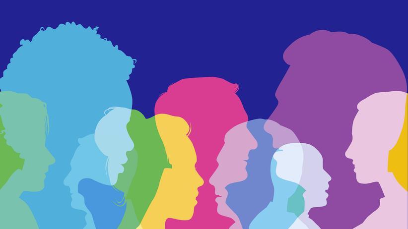 Rassenlehre: Menschsein in verschiedene Rassen zu unterteilen, ist wissenschaftlich gesehen Unsinn.