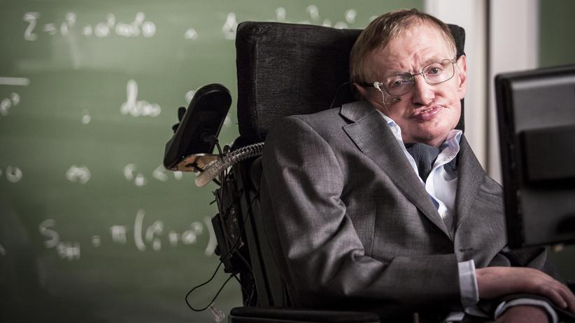 Tod von Stephen Hawking: Danke, Stephen!