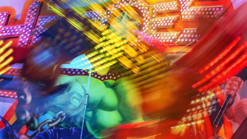 LSD: Montag – Zeit für einen Horrortrip