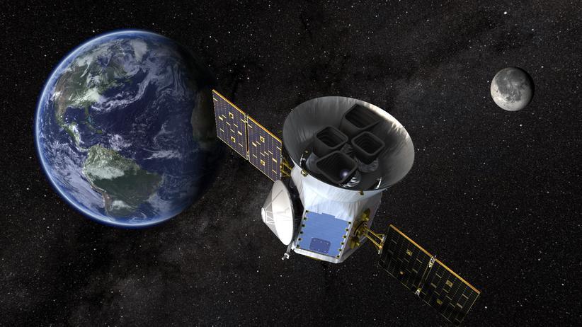 TESS: Auf zur nächsten Planetenjagd!