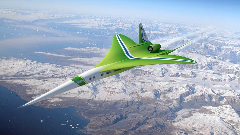 Überschallflugzeug der Nasa: Wieder von London nach New York in 3,5 Stunden