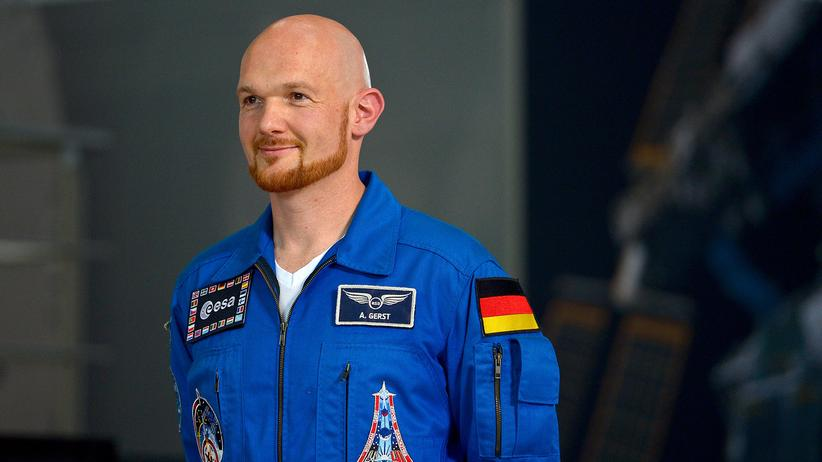 """Alexander Gerst: """"Allein diese Vorstellung erfüllt mich mit Ehrfurcht"""""""