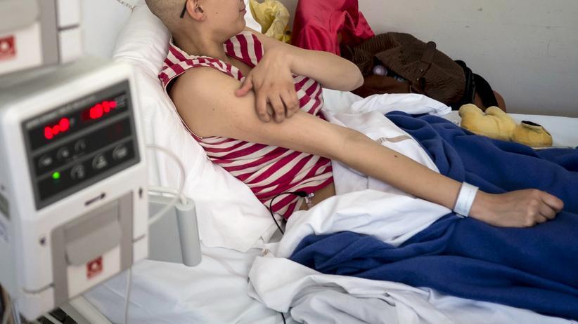 """Chemotherapie: """"Wir reden hier nicht von endgültiger Heilung"""""""