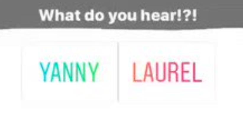 """Audioclip: """"Yanny"""" oder """"Laurel"""" – was hören Sie?"""