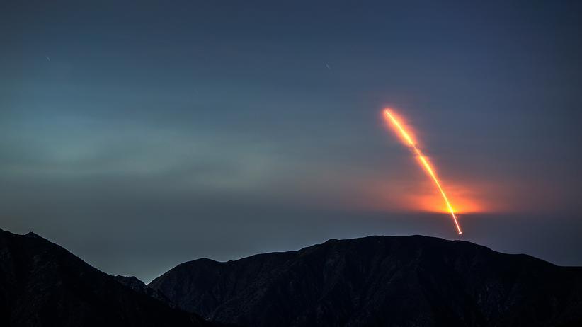 "Nasa: Raumsonde ""Insight"" auf dem Weg zum Mars"