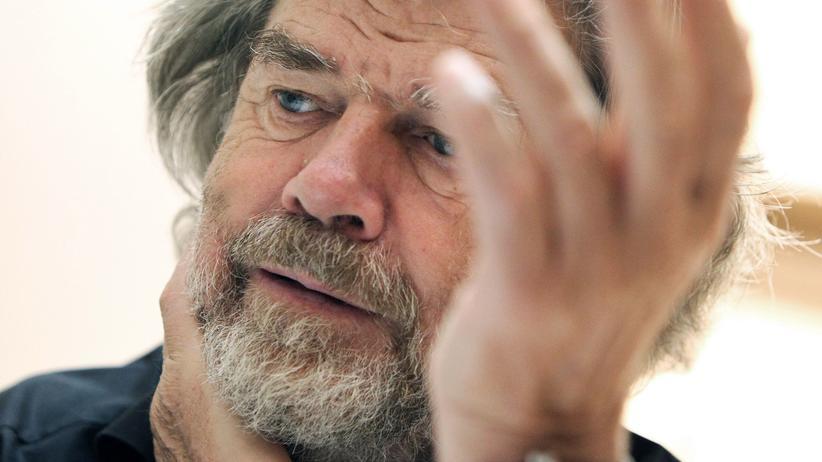 """Reinhold Messner: """"Ich warne vor dem, was ich getan habe"""""""