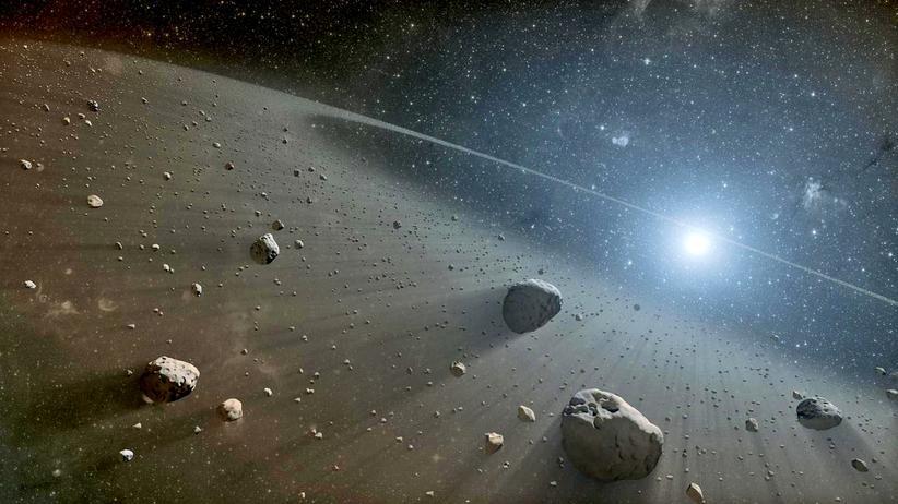 Asteroid Day: Denkt dran, was uns allen auf den Kopf fallen könnte!