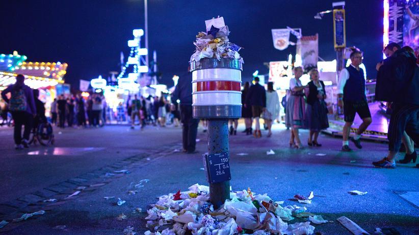 Müll: Deutschland produzierte 411,5 Millionen Tonnen Abfall in einem Jahr