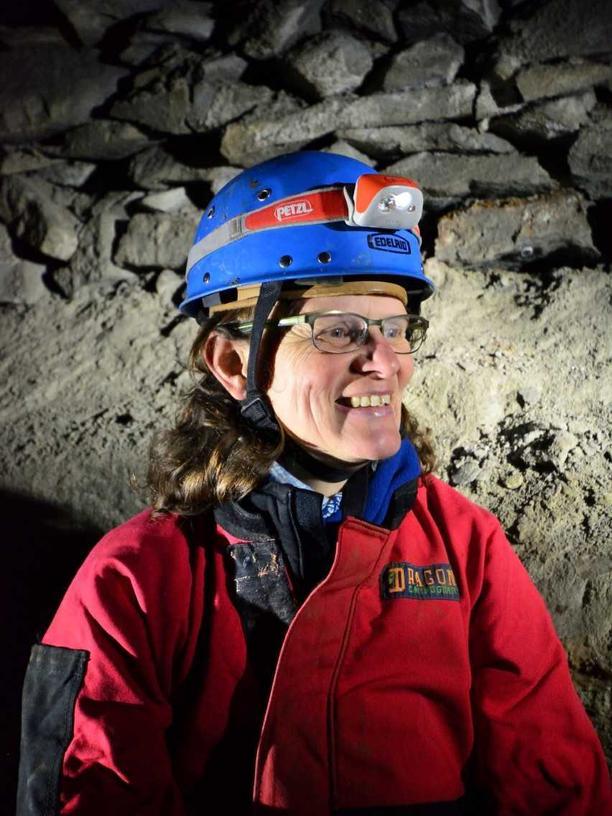Thailand: Bärbel Vogel ist Vorsitzende des Verbands der deutschen Höhlen- und Karstforscher.