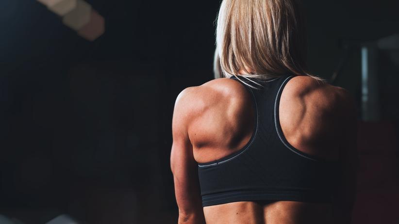 EMS-Training: Muskeln sind das neue Ding im Fitnessgeschäft.