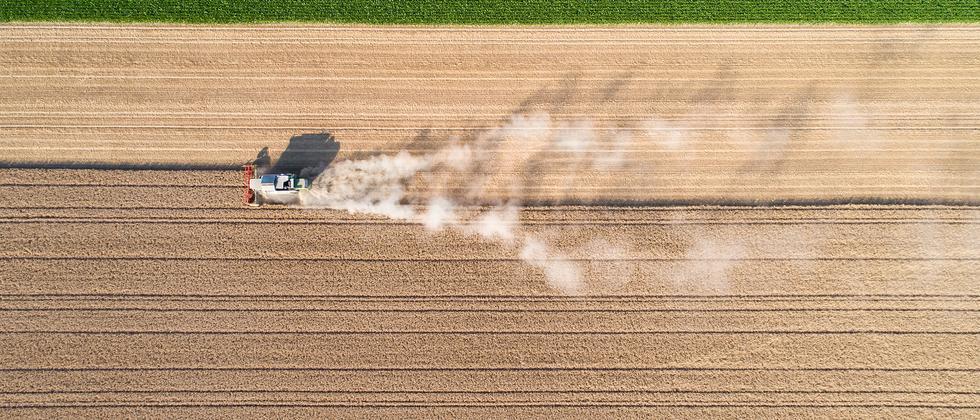 Dürre und Unwetter: Klima frisst Äcker