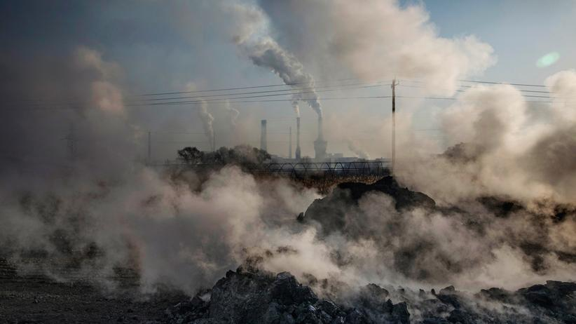 Klimawandel: Treibhausgase erreichen Rekordwert