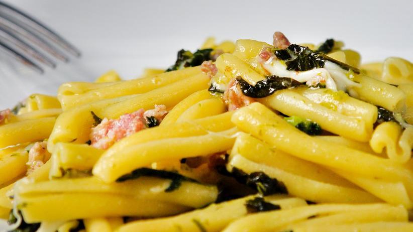 Pasta: Soll man Nudeln nach dem Kochen abschrecken?