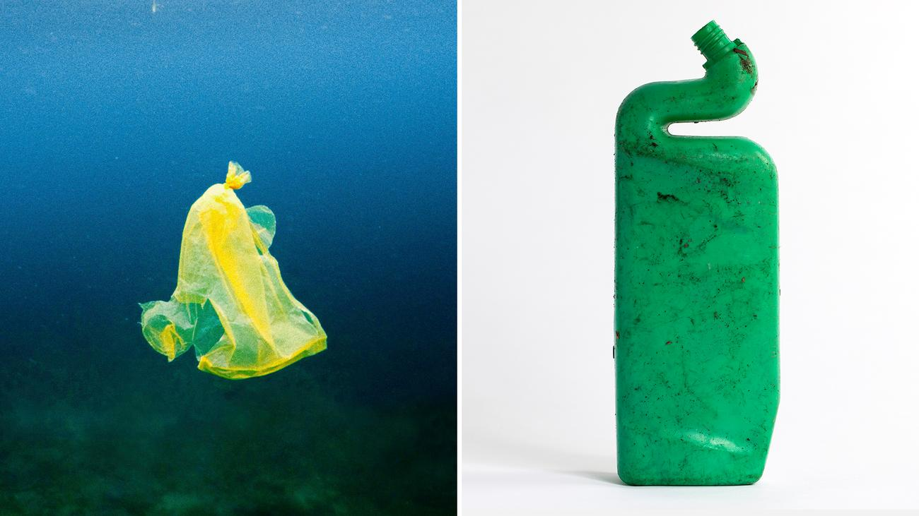 Plastik Meer tiefsee Nordpazifik Müllstrudel Ökosystem