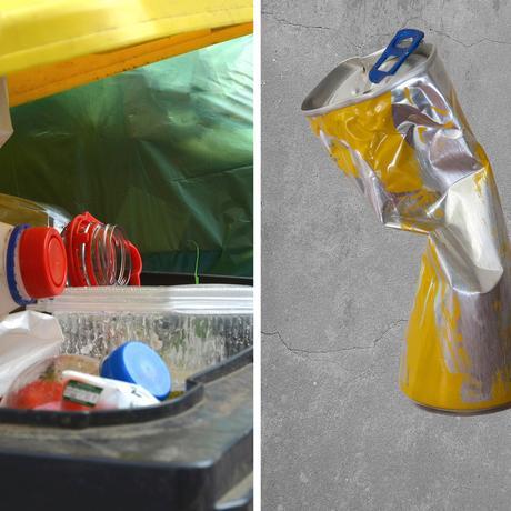 Müll-Schwerpunkt: Leben im Wegwerfmodus