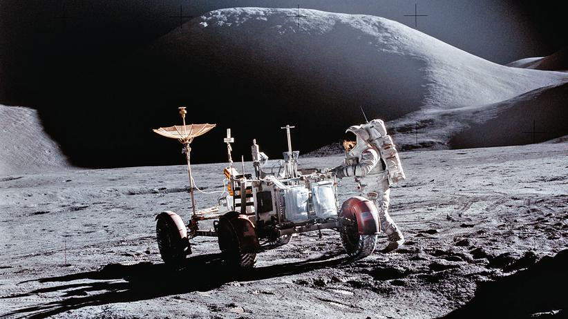 Raumfahrt: Es brauchte mehr als einen Schritt