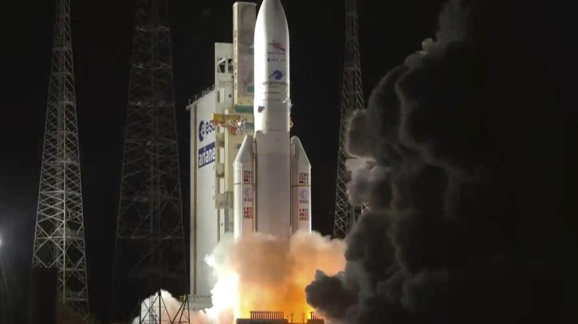 BepiColombo: Europa und Japan fliegen zum Merkur