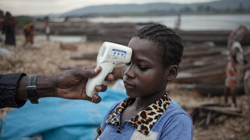 Ebola-Epidemie: Kein weltweiter Notfall, aber längst nicht unter Kontrolle