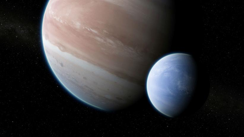 Kepler-1625b: Möglicherweise erster Mond außerhalb des Sonnensystems entdeckt