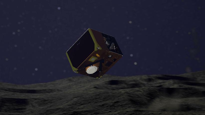 Mascot-Mission: Was soll diese Mikrowelle auf einem Asteroiden?