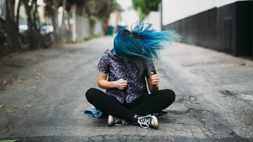 Dating eines Mädchens, das Angst hat