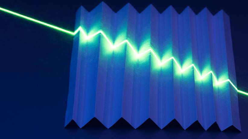 Nobelpreis in Physik: Eine Laserpistole wäre nichts dagegen