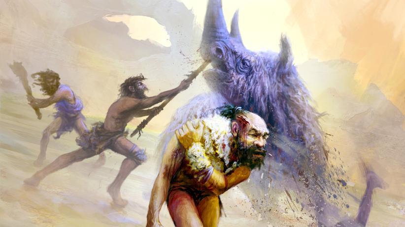 Urzeitforschung: Wie lebten Neandertaler und Neandertalerinnen? Das Bild ihrer gefährlichen Jagdmethoden, das man lange hatte, scheint jedenfalls nicht zuzutreffen.