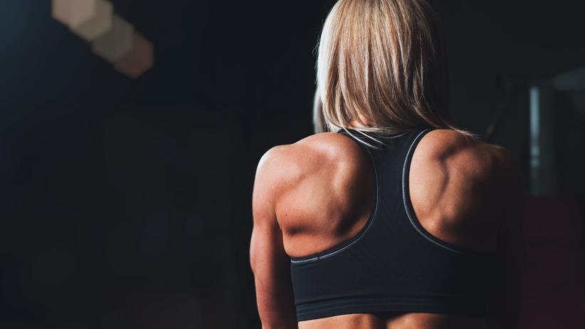 EMS-Training: Muskeln unter Strom