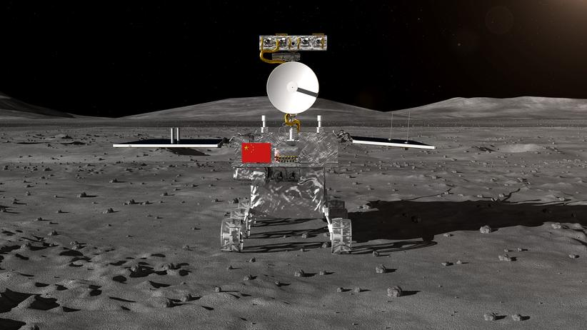 Chang'e 4: Chinas Weltraumstrategie geht in die dritte Phase