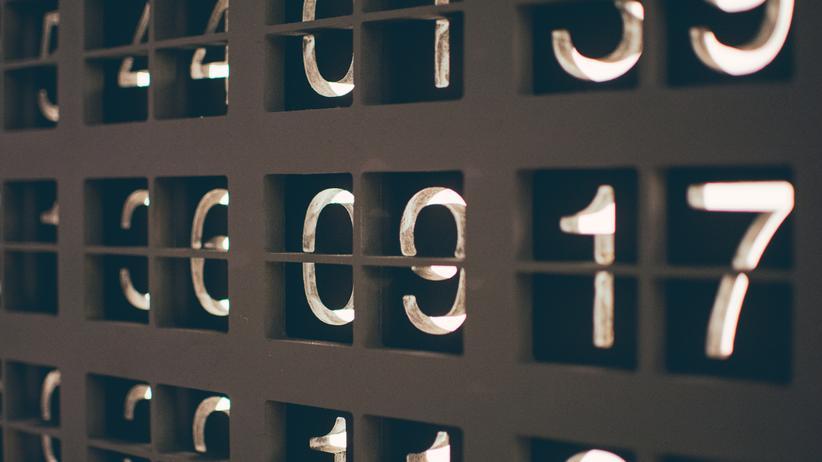 Maße und Zahlen: Der Mathematik gehen die Wörter aus