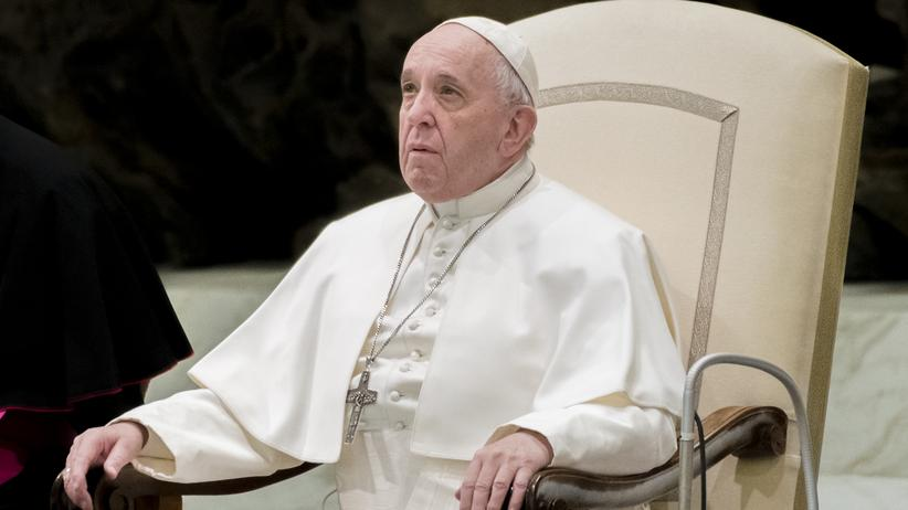 Papst Franziskus: Go vegan!