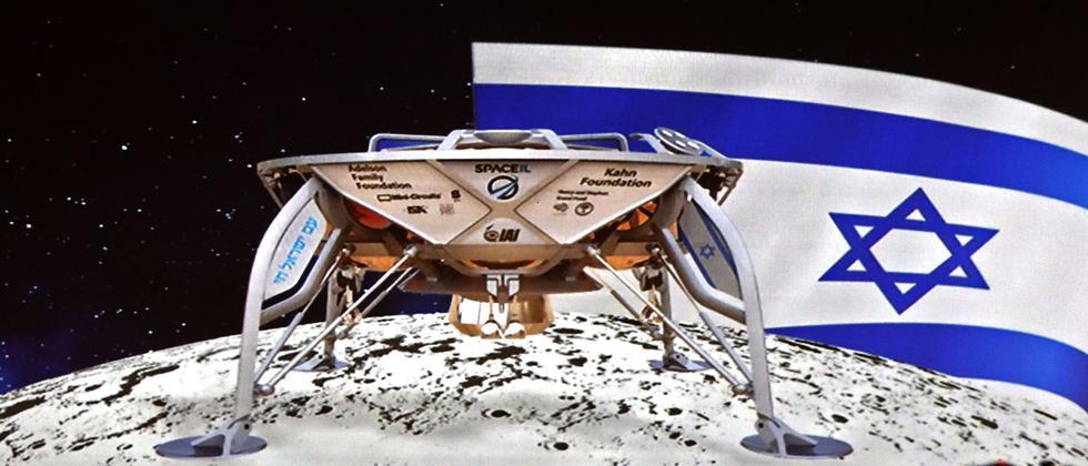 Israel auf dem Mond: Wer hat noch nicht, wer will noch mal?