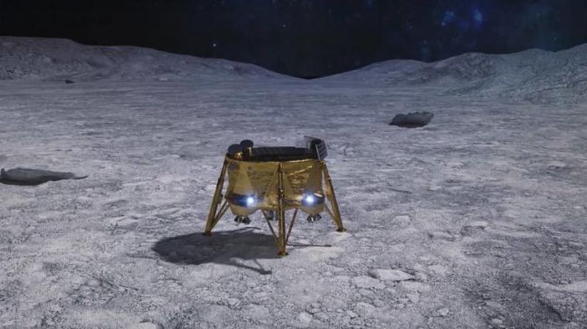 Beresheet: Heute ist Mondlandung