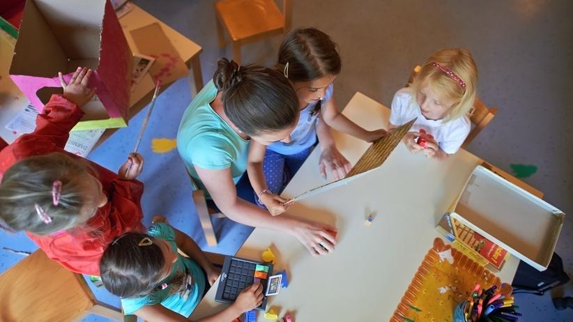 Viruserkrankung: Kindergartenkinder in Pfungstadt