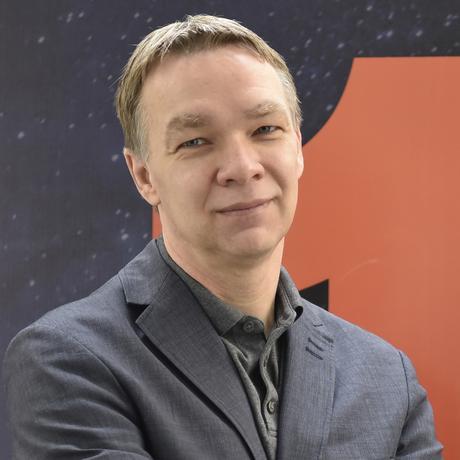 """Schwarzes Loch: Michael Kramer ist Direktor des Max-Planck-Instituts für Radioastronomie in Bonn und Mitglied des Event-Horizon-Teleskop-Projekts. Mit zwei Kollegen leitet er dort das Team der """"BlackHoleCam"""", das entscheidend zum Gelingen des EHT-Projekts beigetragen hat."""